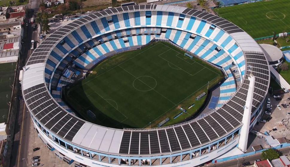 Cilindro de Avellaneda (Buenos Aires) - 55.000 espectadores