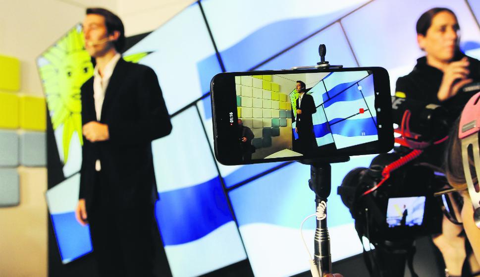 Lejos del 32% que llegaron a darle algunas encuestadoras, Sartori obtuvo el 20%. Foto: D. Borrelli