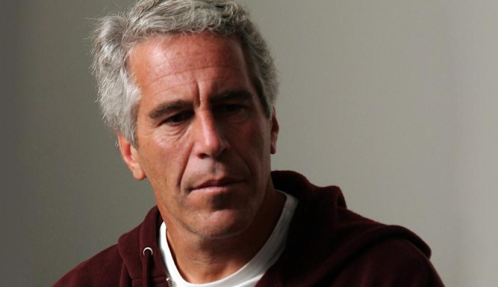 Jeffrey Epstein. Foto: AFP.