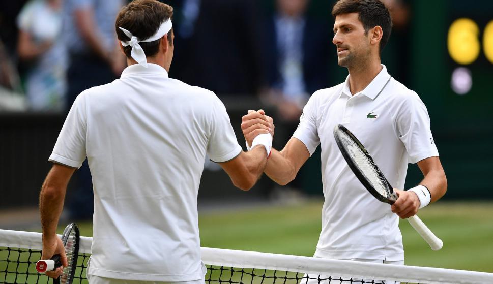 Djokovic venció  a Federer y sumó su quinto título en Wimbledon