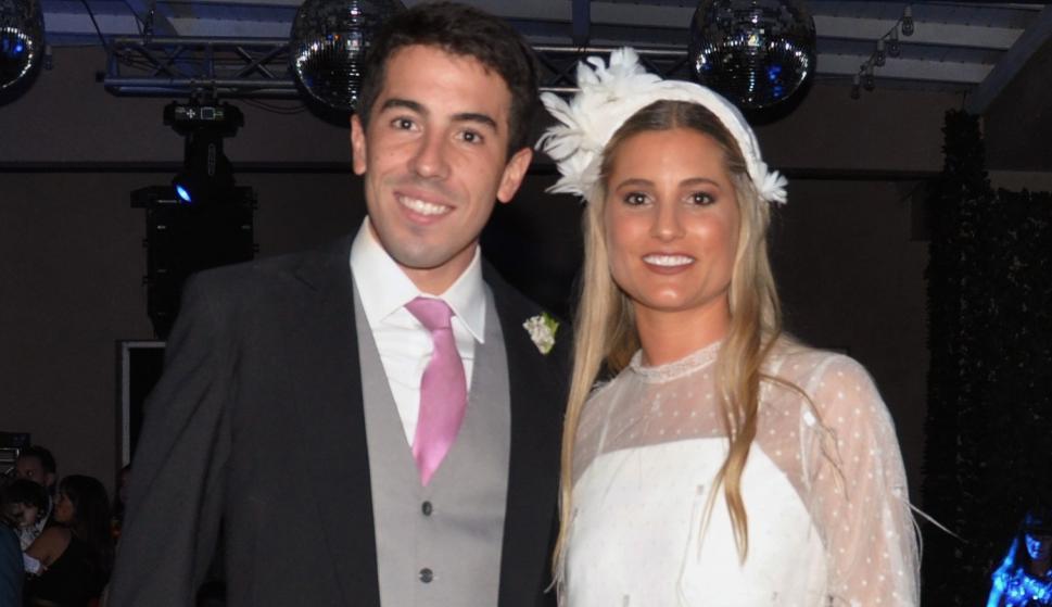 Carlos De Pena Bonino, Elisa Vilaseca Paullier.
