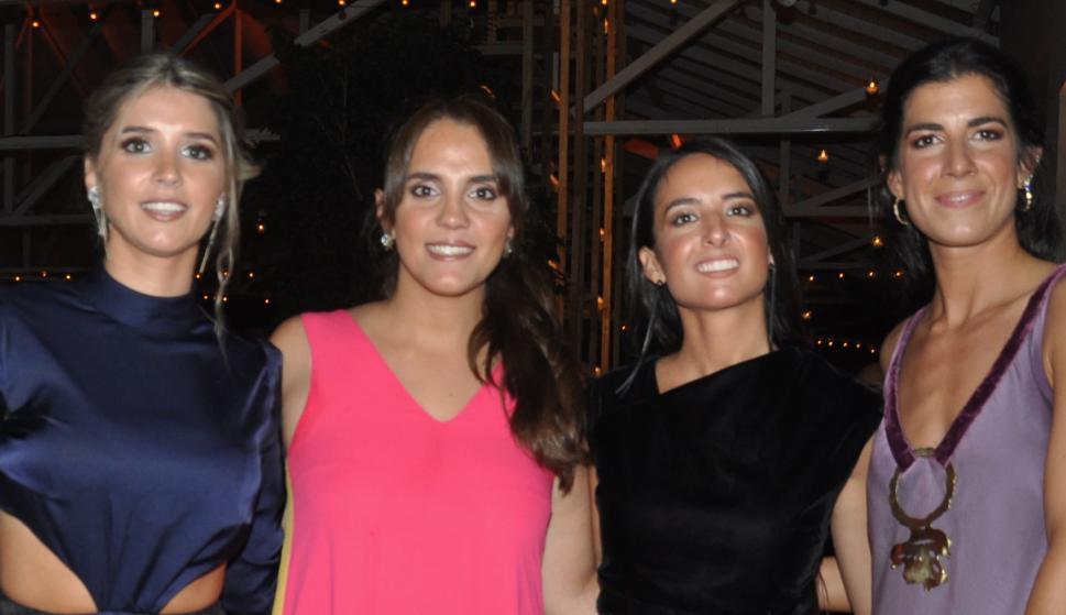 Concepción Sacco, Josefina Leiva, Carolina Idoyaga, Milagros Oreggia.