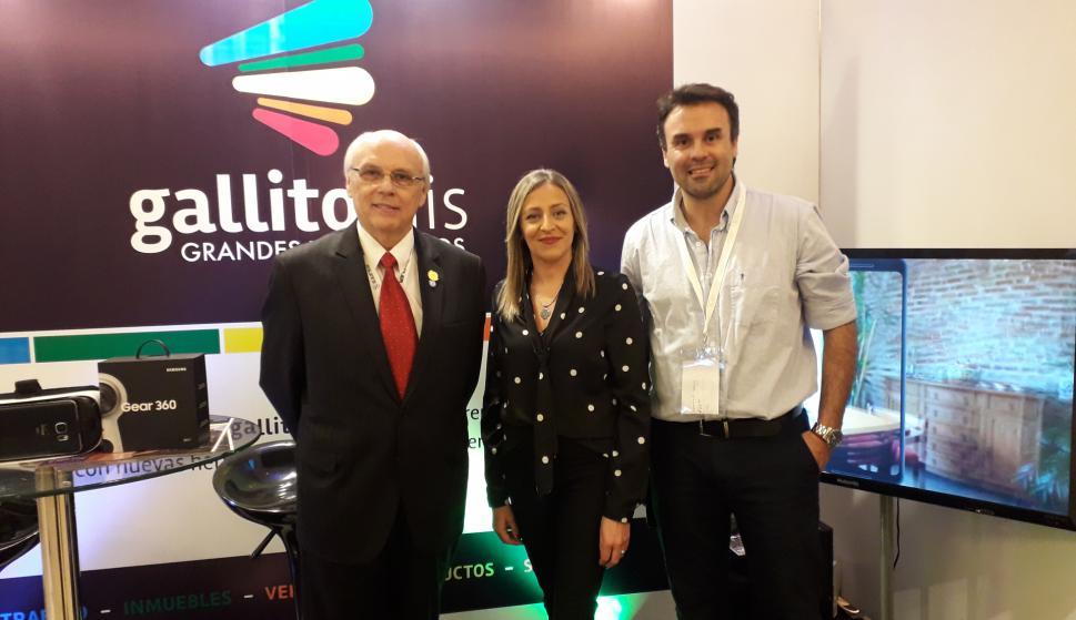 Luis Silveira, Silvia Hornos, Federico Silveira.