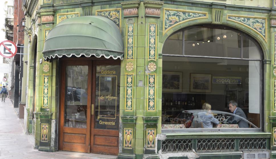 El legendario Café de Las Misiones, en el corazón de la Ciudad Vieja.