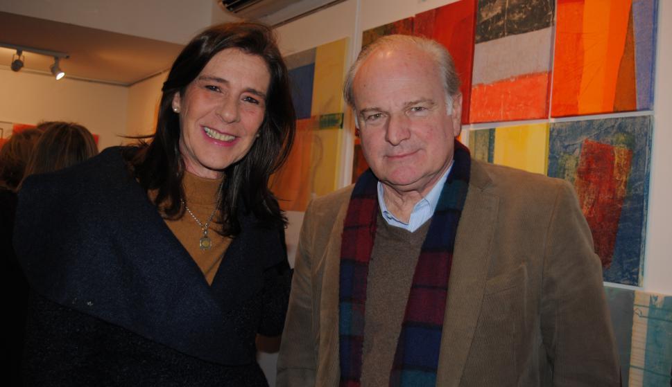 Andrea Carve, Felipe De Haedo.