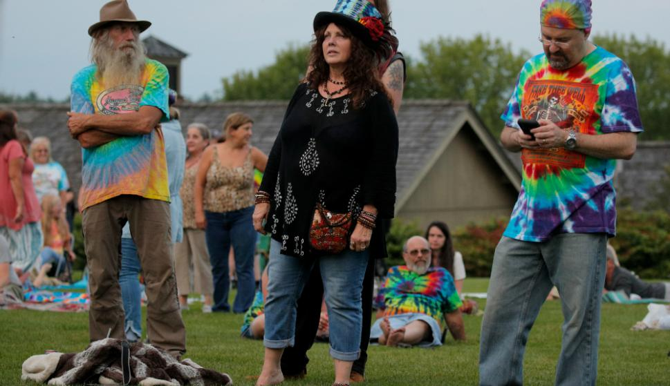 Hippies El Legado De Amor Paz Y Flores 01092019 El
