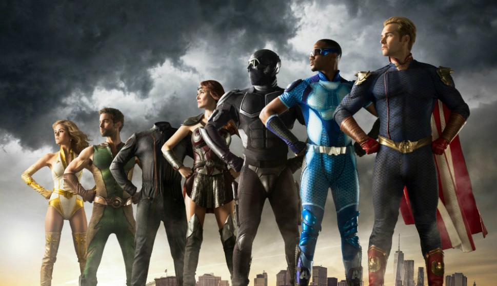 The Boys, una comedia negra sobre el lado oscuro de un mundo con superhéroes. Foto: Difusión