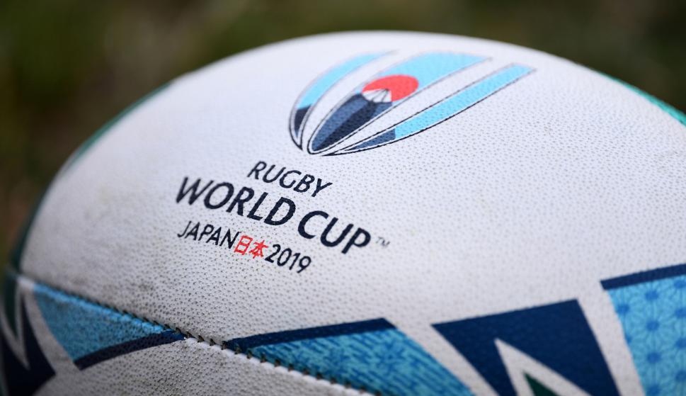 El Mundial de Japón 2019 tendrá a las mejores 20 selecciones de rugby con la presencia de Los Teros. Foto: AFP.
