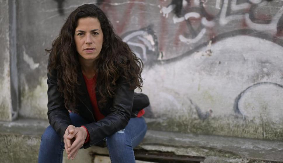 La cantante Maia Castro, 2019. Foto: Leonardo Mainé