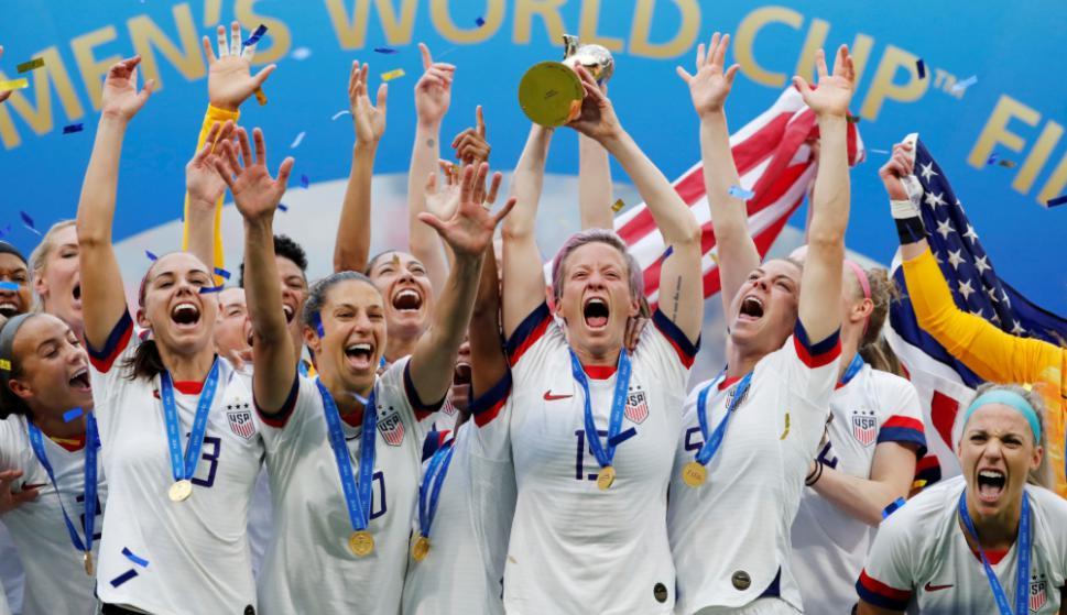 Megan Rapinoe, la mejor futbolista del mundo