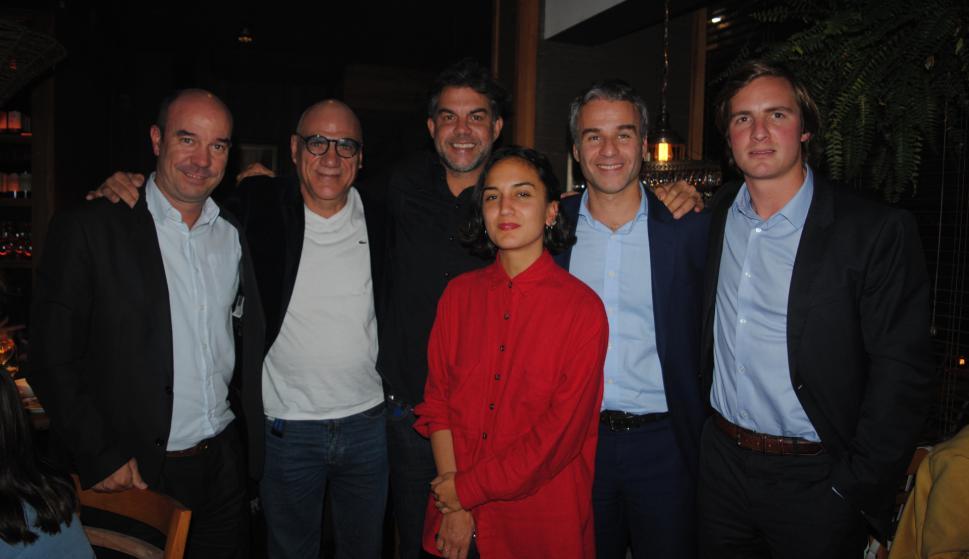 Juan Manuel Gasparri, Alvaro D Elía, Diego Petroccelli, Agustina Casales, Pablo Gaudio, Elbio Strauch.