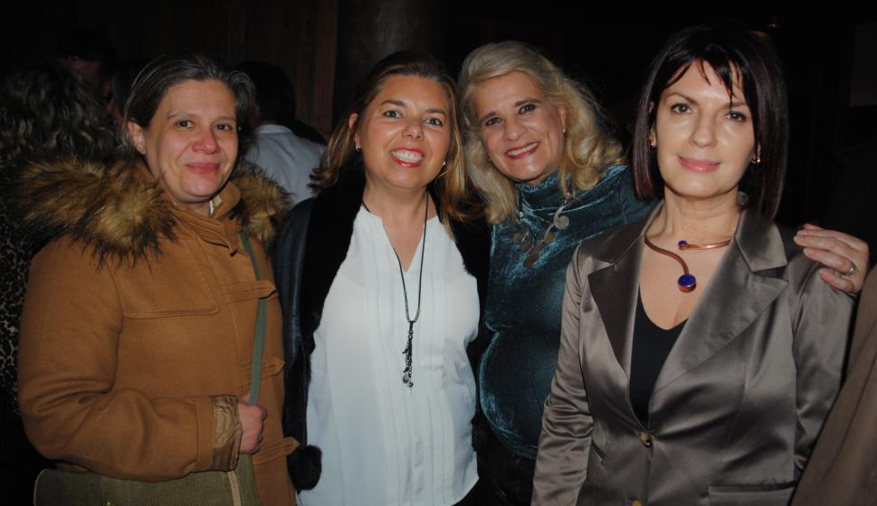 Virginia Rial, Fabiana Castillo, Virginia Moreira, Daniela Bouret.