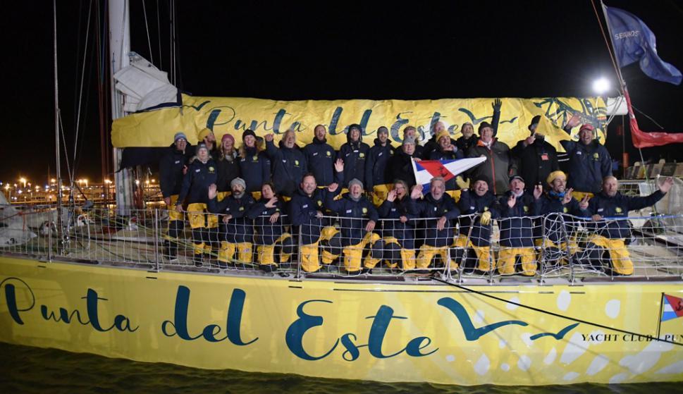 Clipper Race en Punta del Este