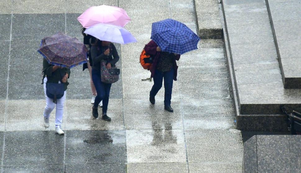 Lluvias y tormentas: el pronóstico de Inumet a partir de este martes - Información - 25/08/2020 - EL PAÍS Uruguay