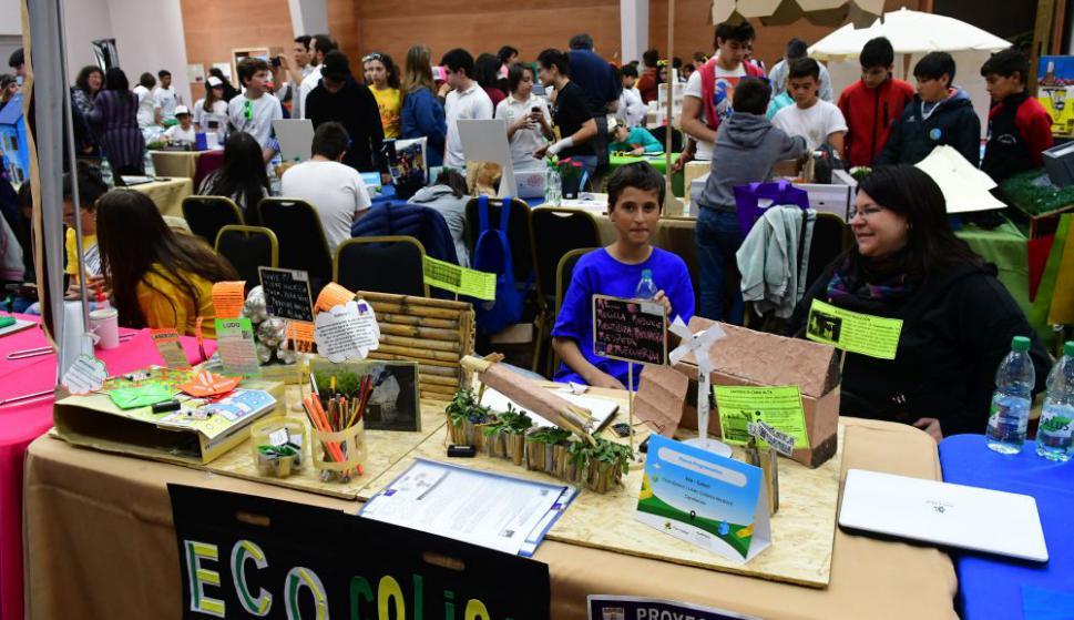 Olimpíada de Robótica del Plan Ceibal 2019. Foto: Francisco Flores