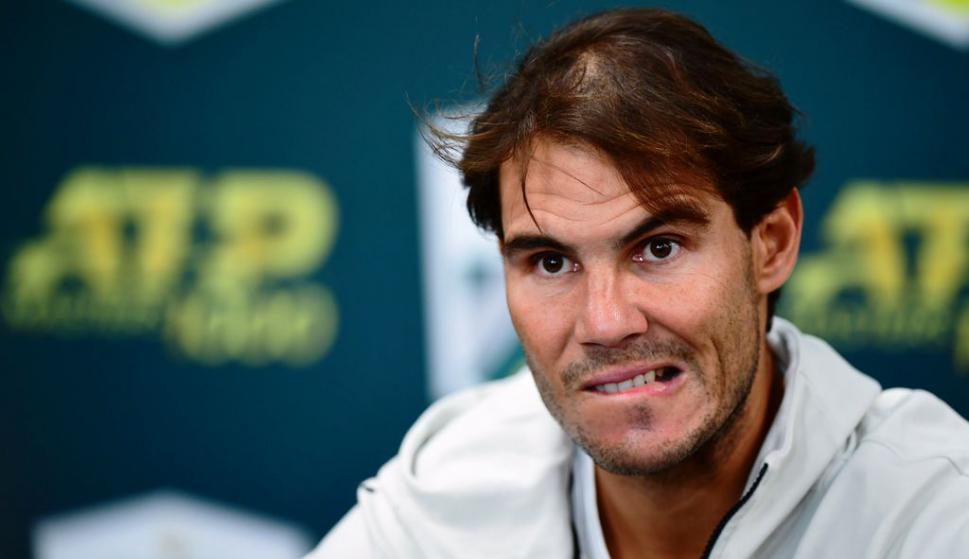 Nadal abandonó y no habrá final soñada entre él y Djokovic en París -  Ovación - 02/11/2019 - EL PAÍS Uruguay