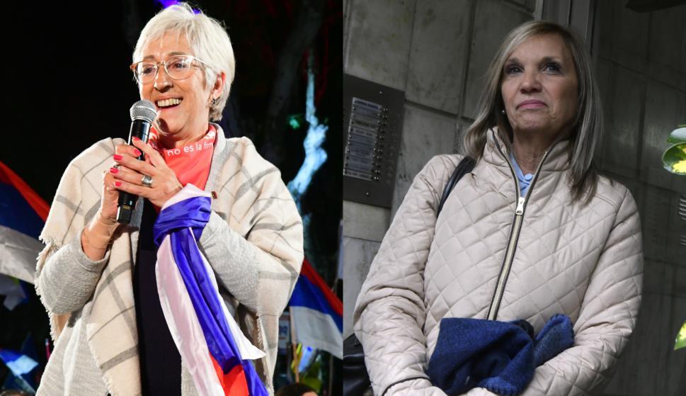 ¿Debate entre las candidatas a vice? Qué dijeron Villar y Argimón al respecto - El País Uruguay