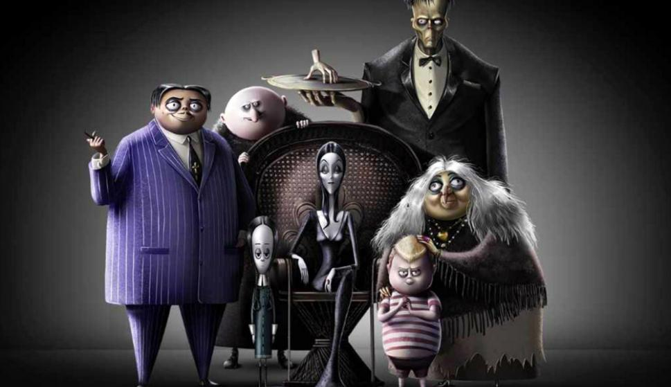 """""""Los locos Addams"""", una nueva versión animada para una de las familias más conocidas de la televisión. Foto: Difusión"""