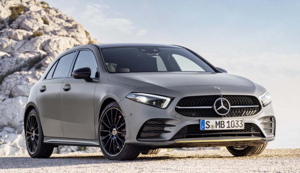 Mercedes Benx Clase A 1