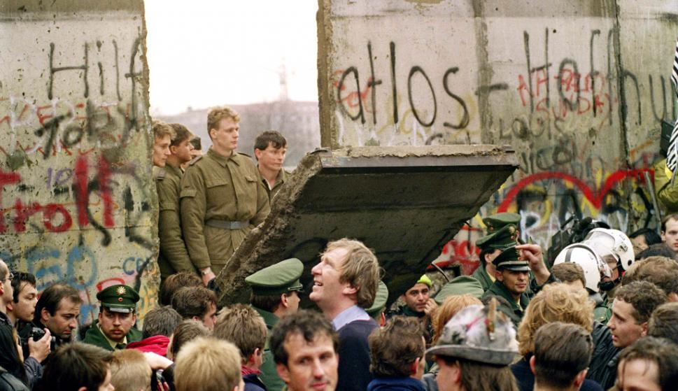 La Caída Del Muro De Berlín A 30 Años Del Día En Que La Libertad Llegó A Alemania Oriental 09 11 2019 El País Uruguay