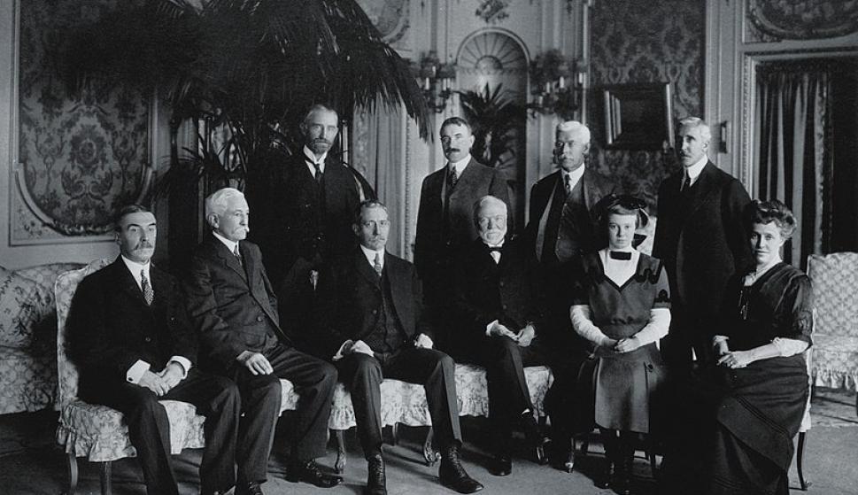 Familia Carnegie