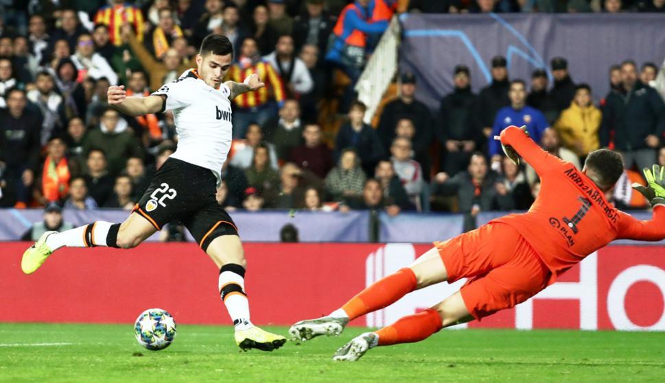 Champions: Valencia empató con Chelsea y se le dificultó la clasificación - Ovación - 27/11/2019 - EL PAÍS Uruguay
