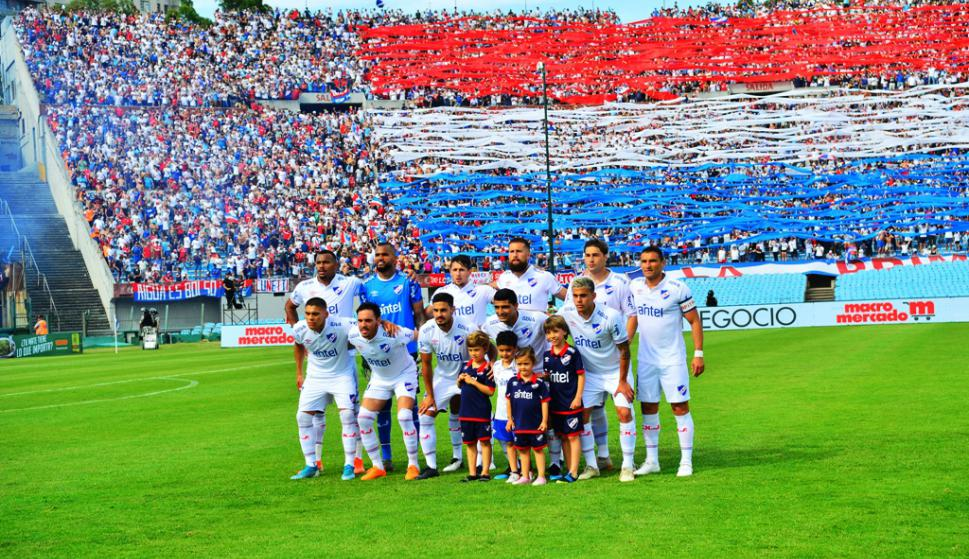 Nacional en el Estadio Centenario, clásico Clausura 2019