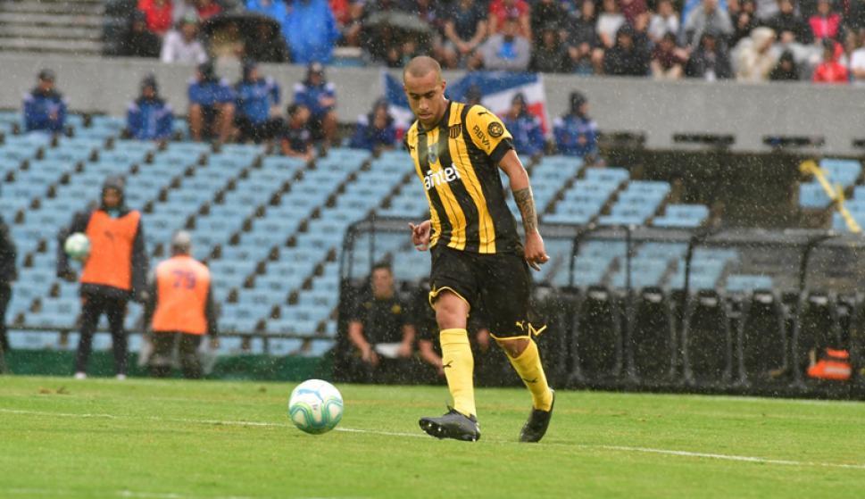 Guzmán Pereira. Foto: Leonardo Mainé.