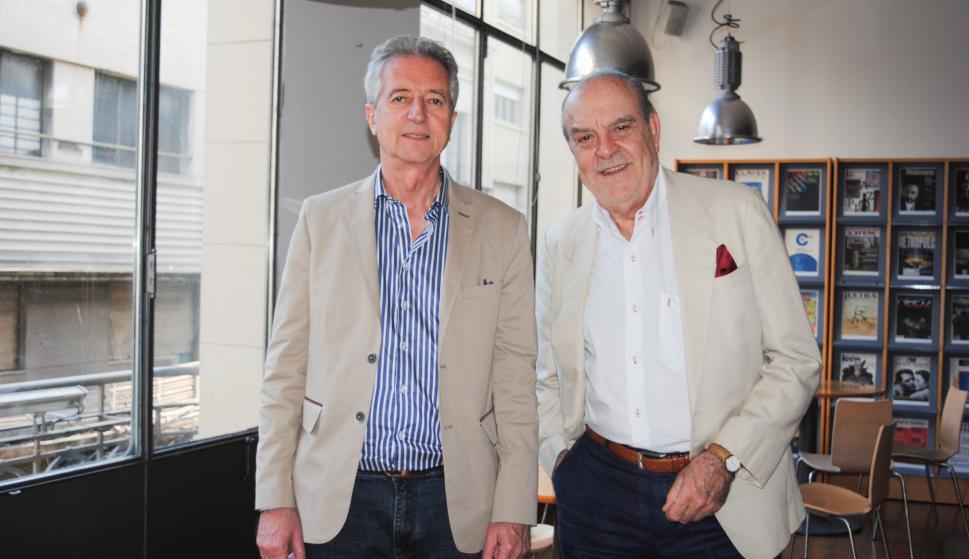 Daniel Mazzone, Javier Bonilla Saus.