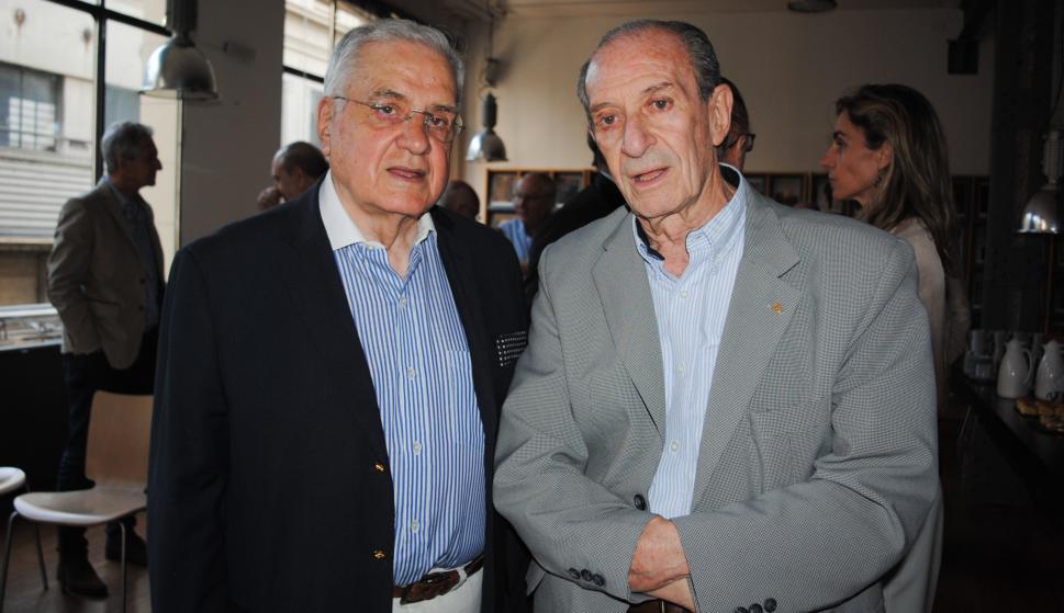 Yamandú Fau, Amadeo Ottati.
