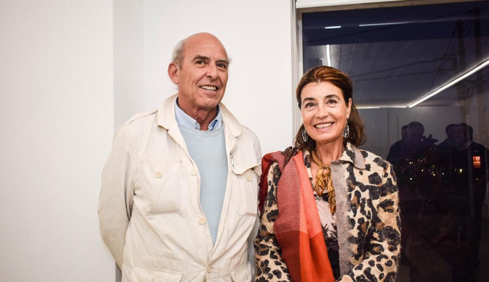 Roberto Panelo, Hersilia Valentini.