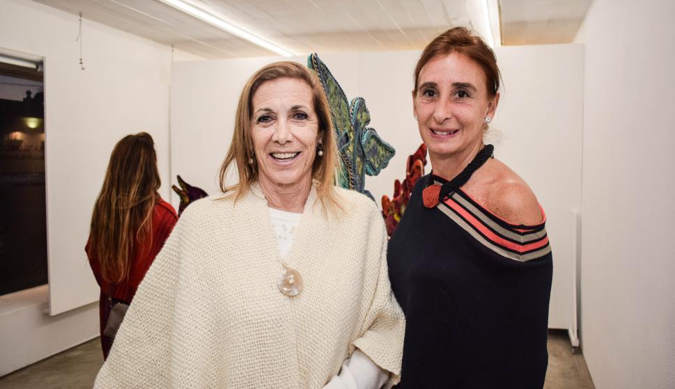 Leonor Montefiori, Nicoleta Casellini.