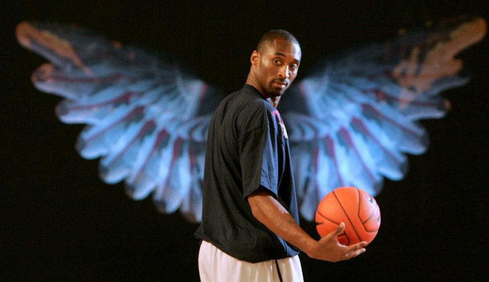 Kobe Bryant. Foto: Reuters.
