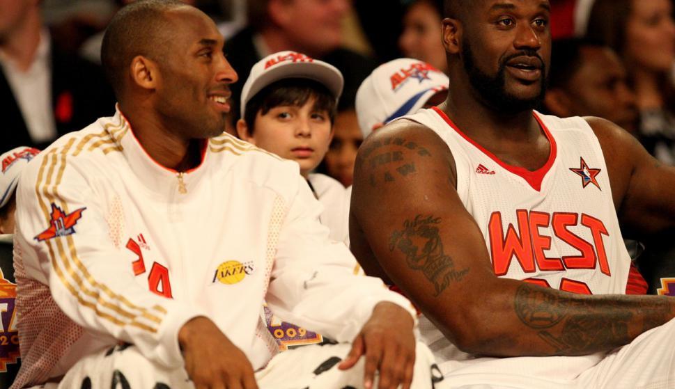 Shaquille O'Neal y un devastador discurso sobre Kobe Bryant. Foto: Archivo