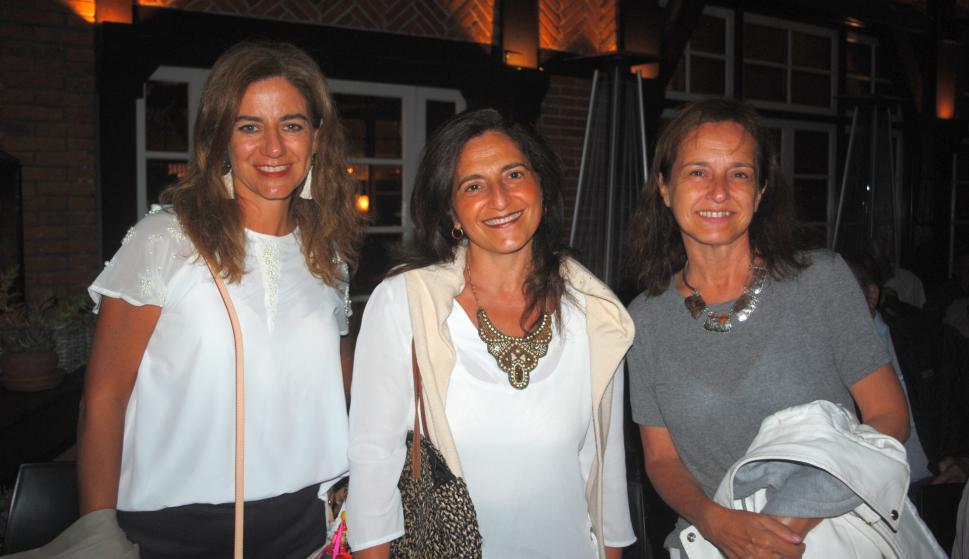 Blanquita Yazbek, Mariana Sawaya, Lucía Zerdan.