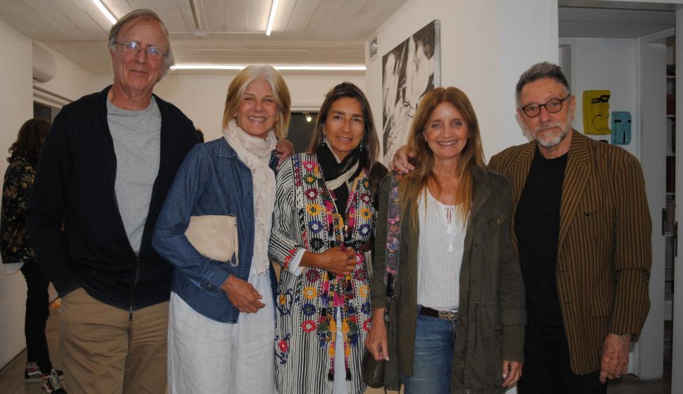 Martín Sojo, Ángeles Pereda, Dolores Garrido, Marcela Rabuffetti, Renato Rita.