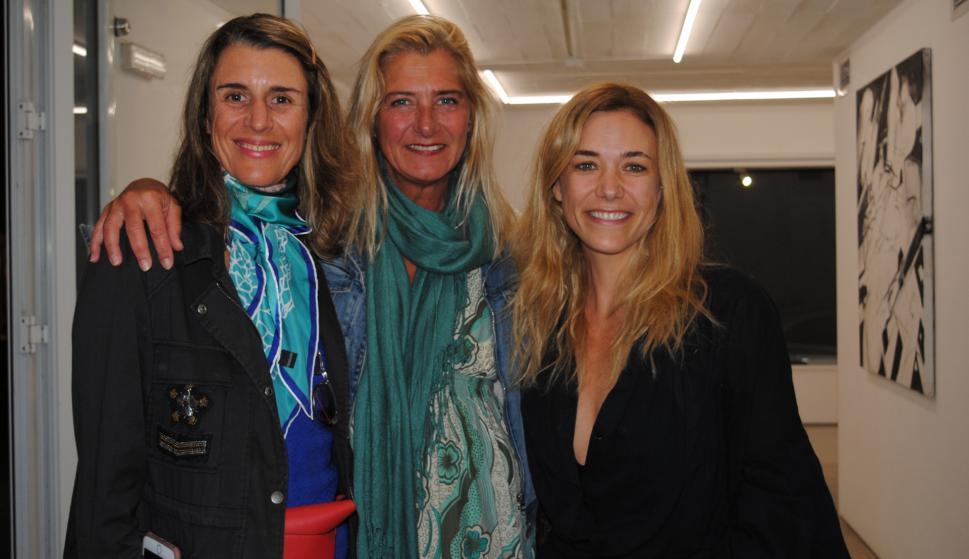 Sol Rodríguez Lozano, Carola Buero, Julieta Da Representacao.