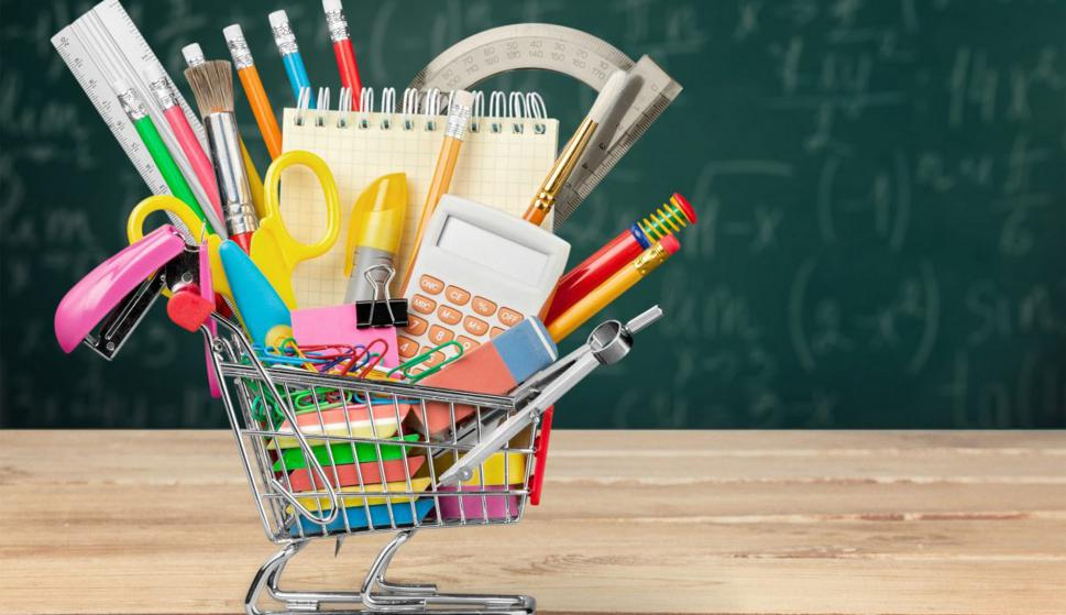Canasta escolar. Foto: Shutterstock