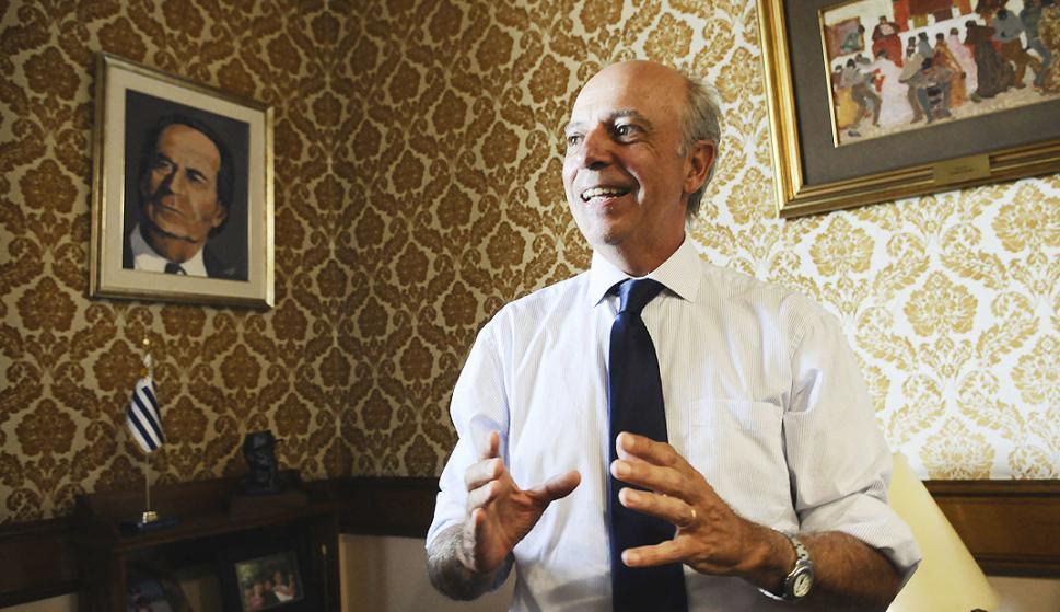 Javier García. Foto El País