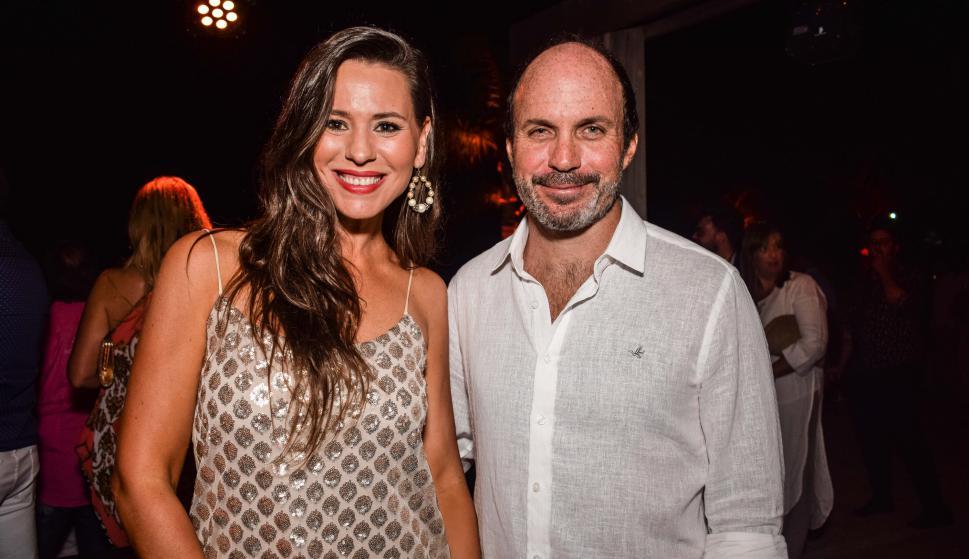Flavia Pintos, Ignacio Álvarez.