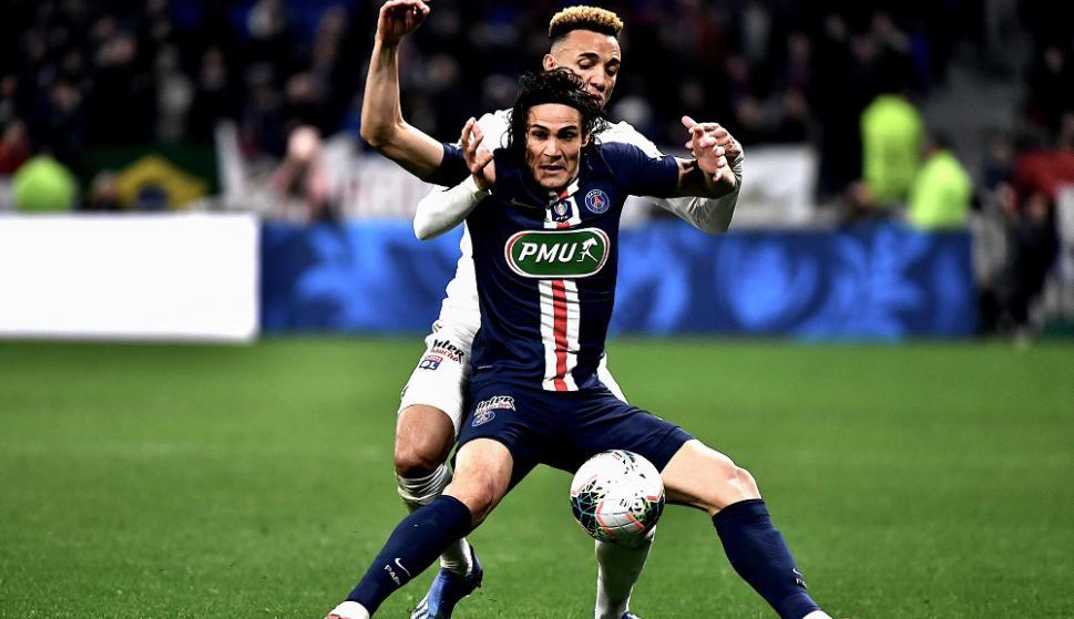 Edinson Cavani jugó su partido 300 con PSG en la semifinal de la Copa de Francia - Ovación - 04/03/2020 - EL PAÍS Uruguay