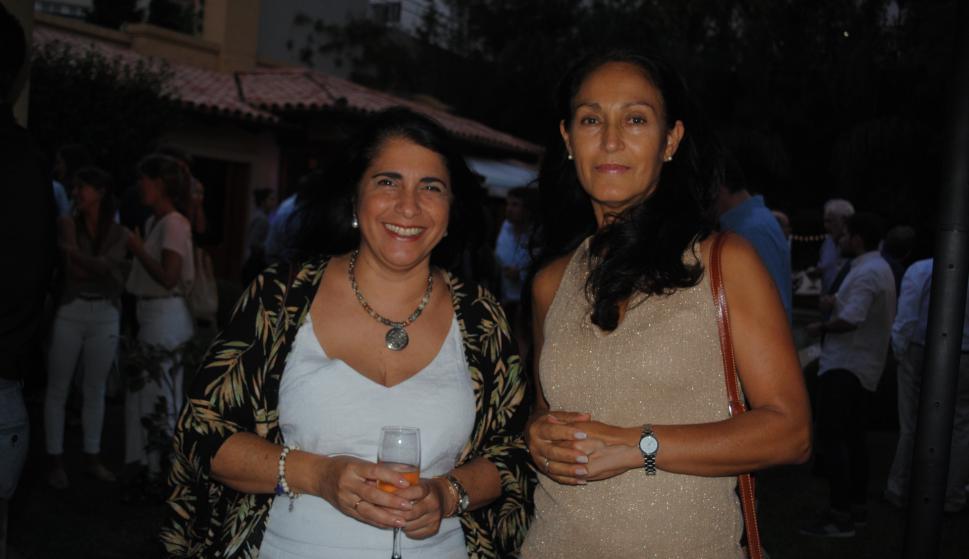 Adriana Abraham, Sonia Araujo.