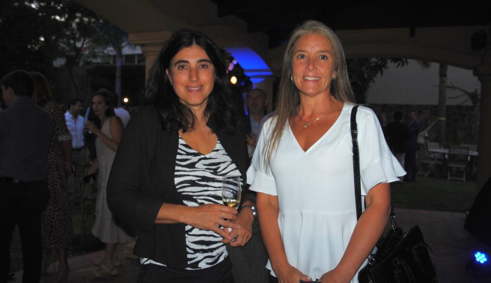 Celia Ortega, Andrea Roth.