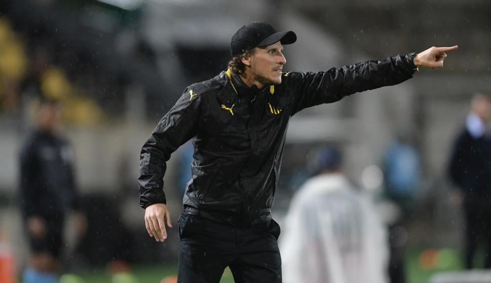 Diego Forlán en Peñarol