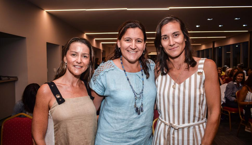 Magdalena Blum, Tessie Bird, Carolina Miller.