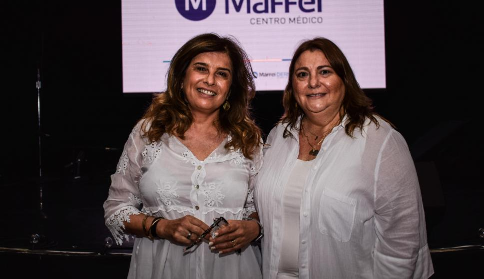 Laura Maffei, Flavia Girolimini.