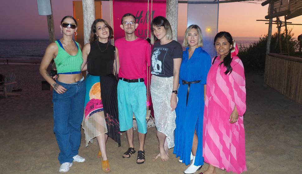 María Gracia Navarrete, Camila Palacios, Cristóbal Stevenson, Patuska Knevezic, Ivalu Muscarelli, Vanessa Silva.