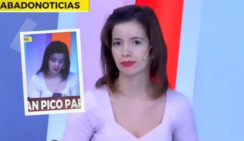 """Fútbol """"sin córners ni tiros libres"""": el desopilante blooper en Crónica TV"""