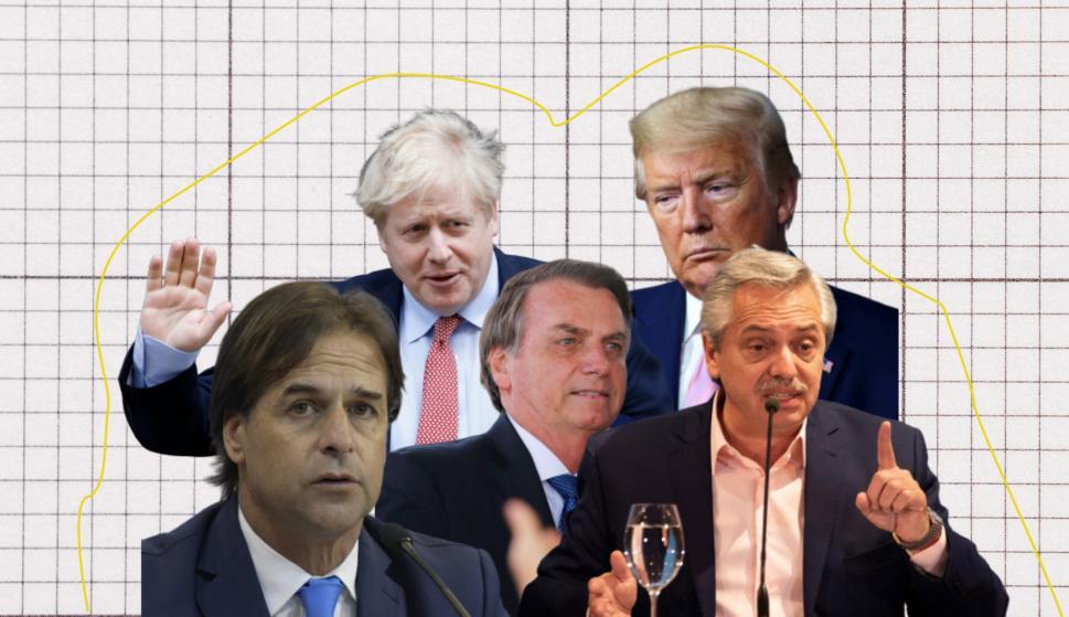 Coronavirus y política internacional. Foto portada