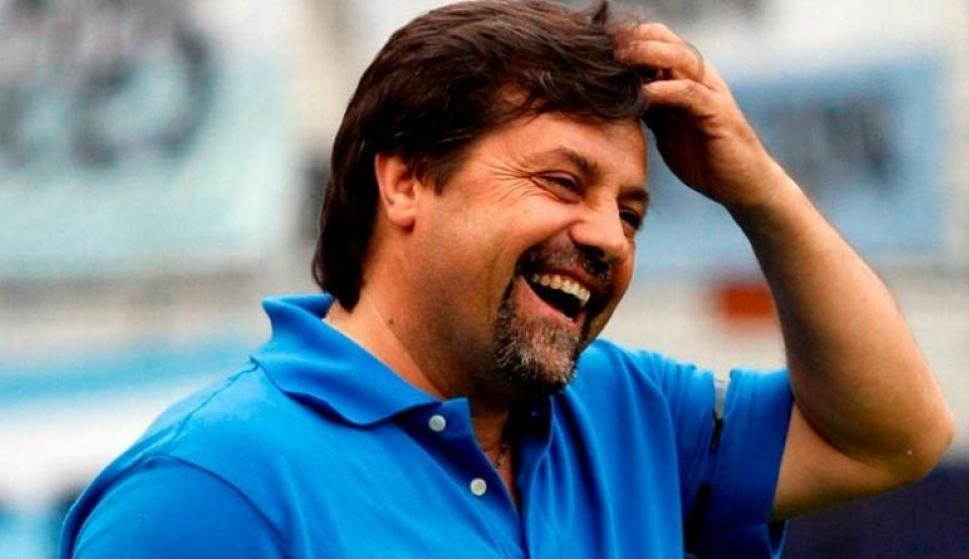 Ricardo Caruso Lombardi. Foto: Fútbol Belgrano.